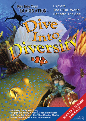 Dive Into Diversity DVD