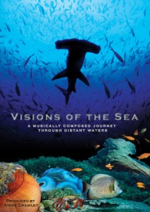 Visions of the Sea DVD by Annie Crawley