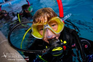 Annie Crawley's Scuba Divng Camp