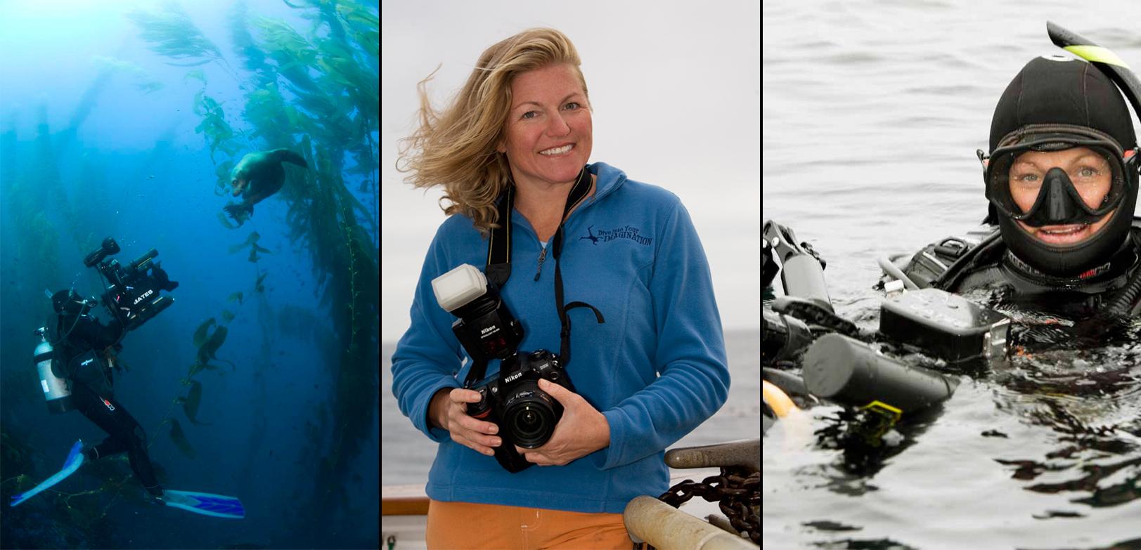 Ocean Keynote Speaker Annie Crawley - Ocean Educator - Topics & Workshops