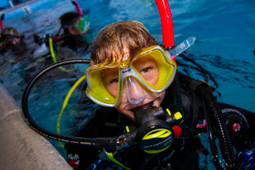 Scuba Diving Instruction Services
