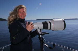 Underwater Photographer & Environmental Speaker Annie Crawley