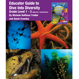 Educator Guide Gr 1-3 printed Dive Into Diversity - Educator Guides Grade 1-3 PDF Dive Into Diversity - Annie Crawley