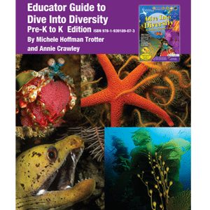 Educator Guides Grade Pre K-K PDF Dive Into Diversity - Annie Crawley