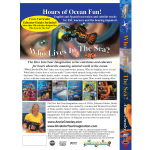 Who Lives In the Sea DVD