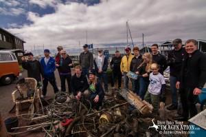 Volunteers Dive Against Marine Debris - Port of Edmonds - Edmonds Marina