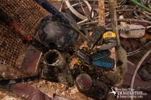 Volunteers Dive Against Marine Debris - Port of Edmonds - Edmonds Marina - Ocean Pollution - Garbage Collected