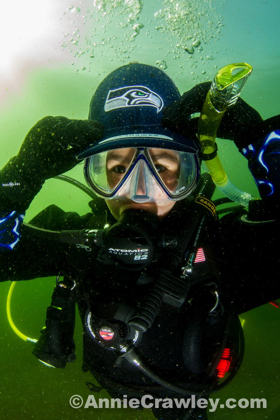 Scuba camp kids love seattle seahawks scuba diving camp kids love seattle seahawks xflitez Choice Image