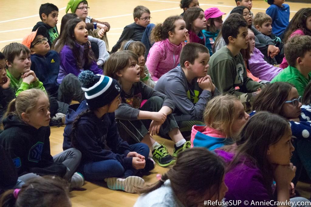 Brighton School Students Annie School Ocean Plastic