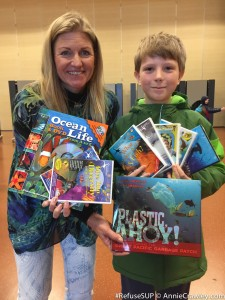 Thank You Sponsors Our Ocean & YOU Annie Crawley Books DVDs Students Millbrook Press Studio Fun Sponsors