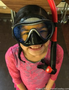 Lowell Elementary Seattle School Annie Crawley Scuba Ocean Campaign