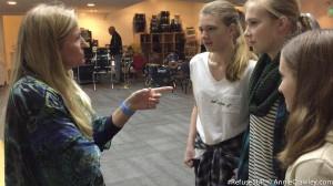 Soundview School Annie Crawley Students Speaker